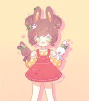 [C] Let's be friends