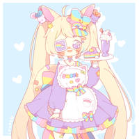 [C] Sweets time by luupon