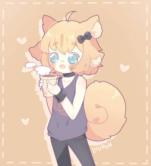 [C] Have a coffee