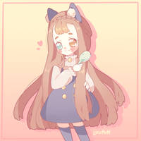 [C] Comb my hair by luupon