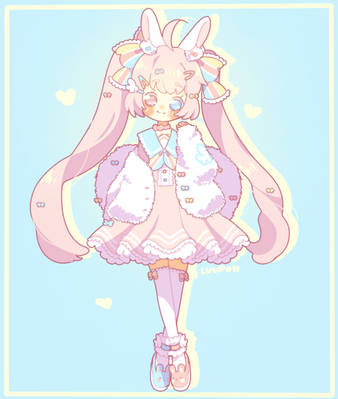 [C] Candy Girl
