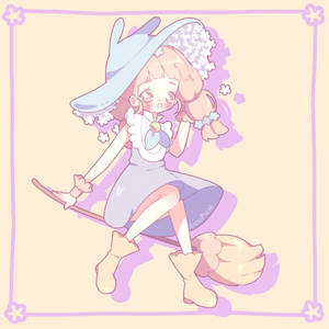 Spring Witch