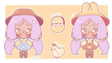 [Custom] Pastel Farmer by luupon