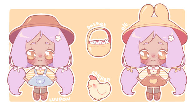 [Custom] Pastel Farmer by luupon