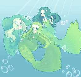 [C] Sirens by luupon