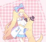 [C] Fluffy hugs