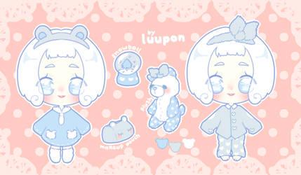[Custom] Sleepy Bear by luupon