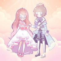 [C] Celestial Lovers