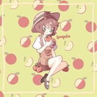 [C] Grumpy apple