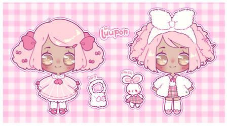 [Custom] Pink Cotton