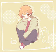 [C] Cozy boy