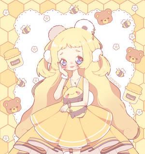 [C] Blend of Honey