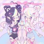 [C] Cutest Twins