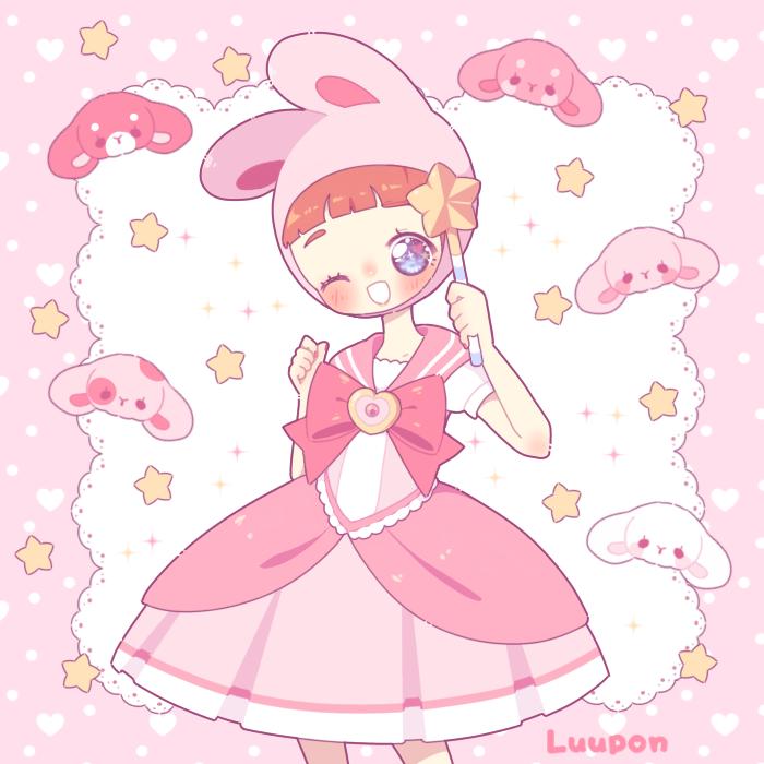 [C]  Magical bunnies