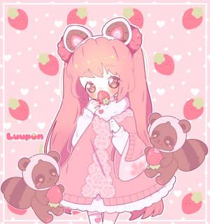 [C] Strawberry Mochi