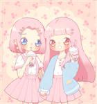 [C] Matching Boba Tea