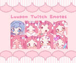 [C] Twitch Emotes I