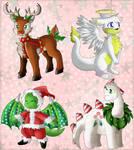 Christmas Neopets Batch