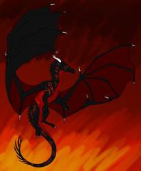 Darkrose Dragon