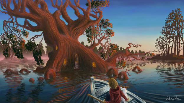 The Oak Island