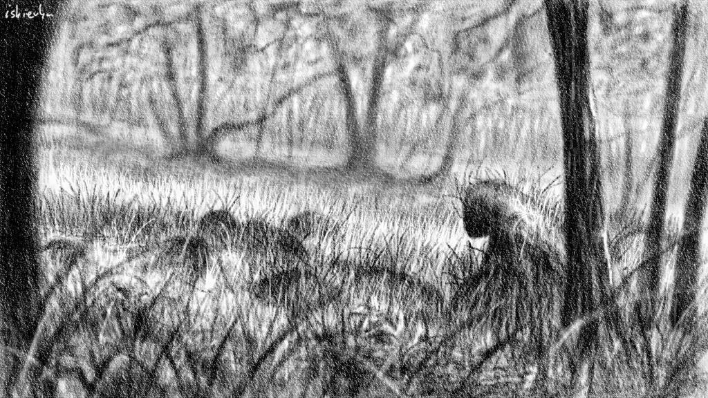Spirits Of The Fallen Warriors by lukaszi-art