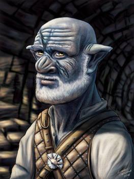 Derino Lityli - Gnome Cleric of Lathander