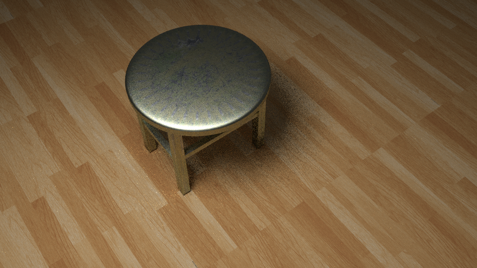 Small Metal Stool by LuckyGamer0117 ... & Small Metal Stool by LuckyGamer0117 on DeviantArt islam-shia.org