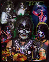 Peter Criss by choffman36