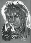 David Bowie as Jareth