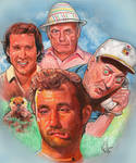 Caddyshack two by choffman36