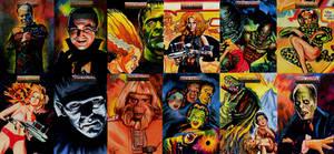 Breygent sci fi horror cards 2