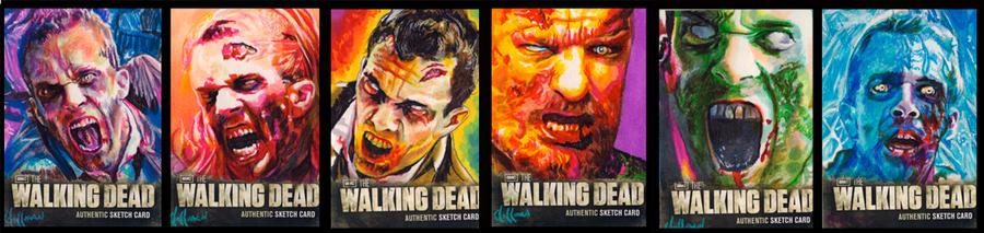 walking dead season two walkers