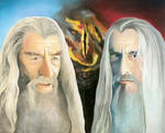 LOTR: The Two Wizards