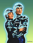 Did anyone ever see Tron?