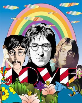 John Lennon vectors
