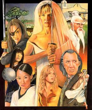 Kill Bill-The Bride