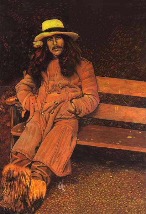 George Harrison:Dark Horse by choffman36