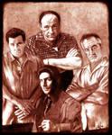 Tony Soprano's crew