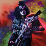 Psychedelic Gene Simmons
