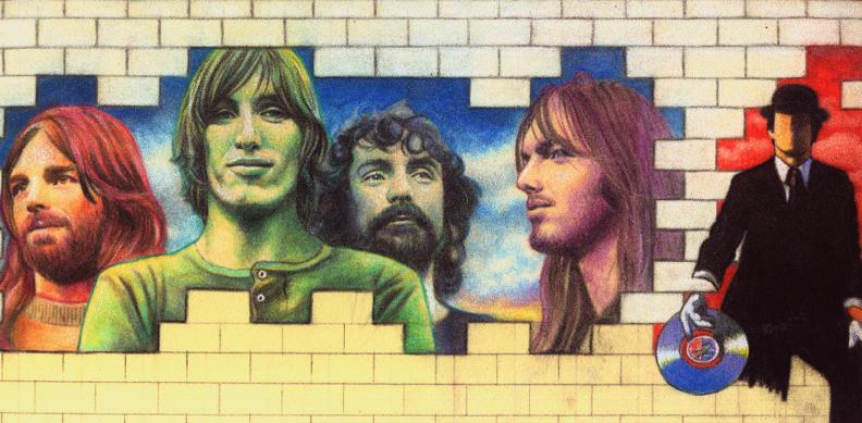 Pink Floyd WIP by choffman36