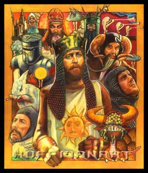 Monty Python: the Holy Grail