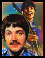 Sgt. Pepper McCartney by choffman36