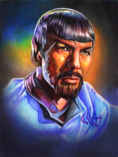 Spock's beard by choffman36