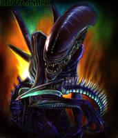 Alien by choffman36