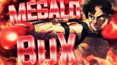 MegaloBox - Gearless Joe by MichaelRusPro