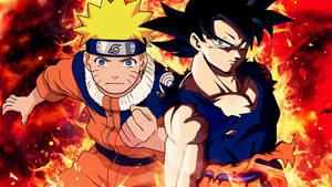 AMV Naruto and Goku