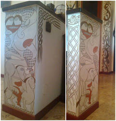 New Wall Paintings