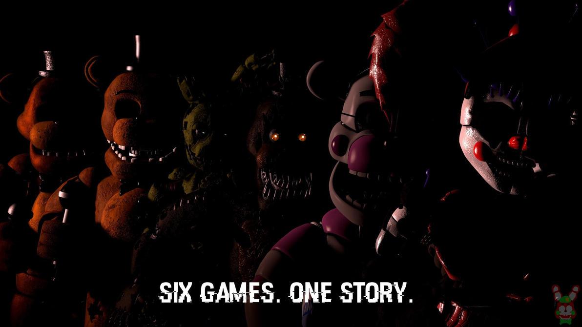 [2K] Six games. One story. by ItsMattyDA
