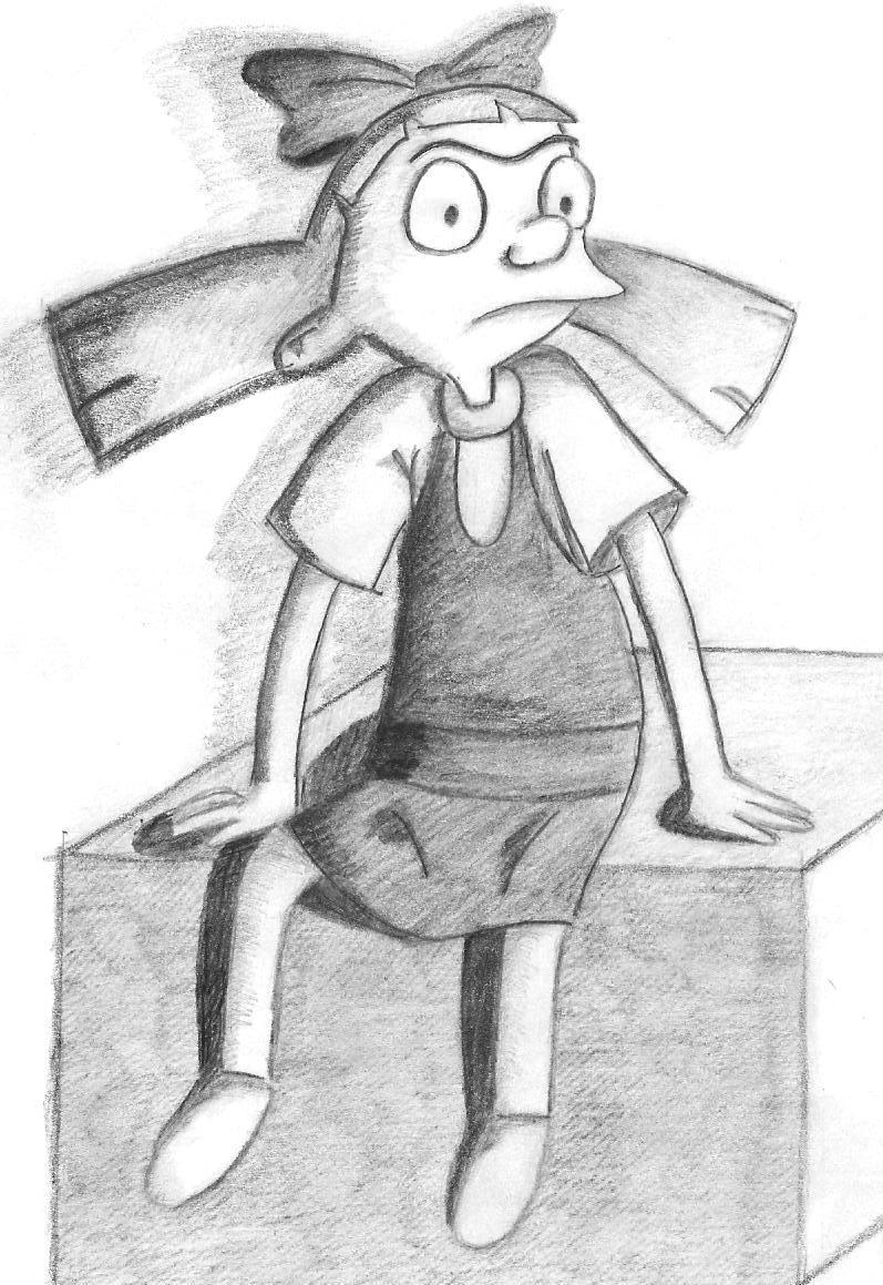Worried Helga