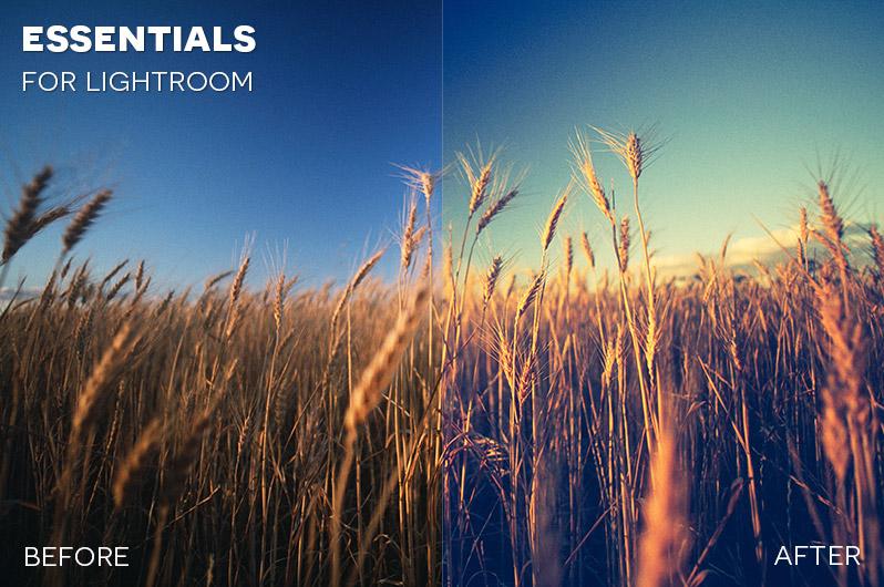 Essentials for Lightroom